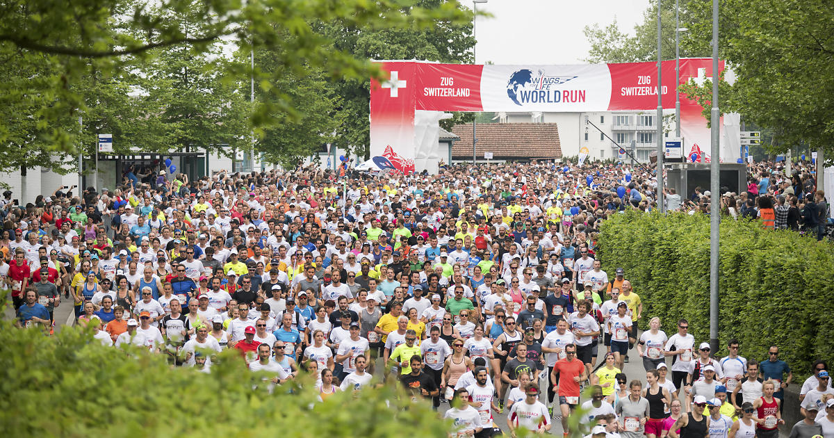 Zug Wings For Life World Run